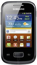 Galeria zdjęć telefonu Samsung Galaxy Pocket Plus