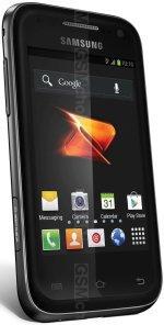 Galeria zdjęć telefonu Samsung Galaxy Rush