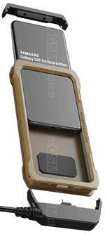 Galeria zdjęć telefonu Samsung Galaxy S20 Tactical Edition