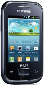 Galeria zdjęć telefonu Samsung Galaxy Y Plus