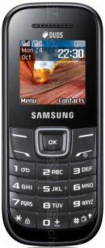 Galeria zdjęć telefonu Samsung GT-E1202