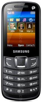 Galeria zdjęć telefonu Samsung GT-E3300