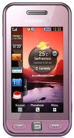 Galeria zdjęć telefonu Samsung GT-S5230