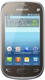 Galeria zdjęć telefonu Samsung Rex 90 S5292