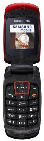 Galeria zdjęć telefonu Samsung SGH-C260