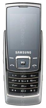 Galeria zdjęć telefonu Samsung SGH-E840