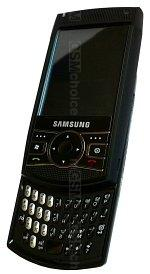 Galeria zdjęć telefonu Samsung SGH-i760