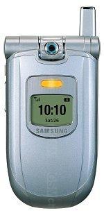 Galeria zdjęć telefonu Samsung SGH-P100