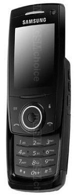 Galeria zdjęć telefonu Samsung SGH-Z650i