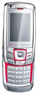 Galeria zdjęć telefonu Samsung SGH-Z720M