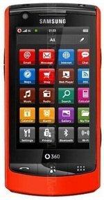 Galeria zdjęć telefonu Samsung Vodafone 360 M1