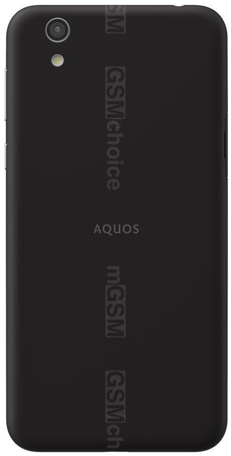 Sharp Aquos Sense SH-01K
