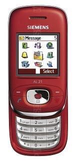 Galeria zdjęć telefonu Siemens AL21