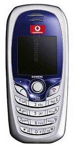 Galeria zdjęć telefonu Siemens CV65