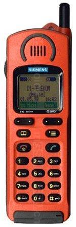 Galeria zdjęć telefonu Siemens S10 Active