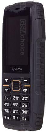 Galeria zdjęć telefonu Sigma X-Treme AZ68