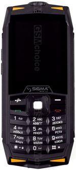 Galeria zdjęć telefonu Sigma X-Treme DR68