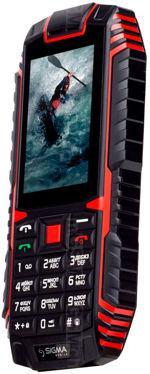 Galeria zdjęć telefonu Sigma X-Treme DT68