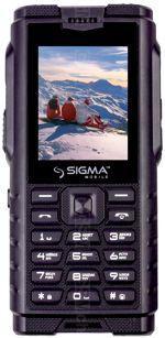 Galeria zdjęć telefonu Sigma X-Treme DZ68