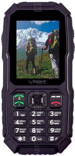 Galeria zdjęć telefonu Sigma X-Treme ST68