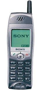 Galeria zdjęć telefonu Sony CMD J-6