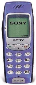 Sony CMD J-7