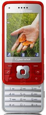 Galeria zdjęć telefonu Sony Ericsson C903
