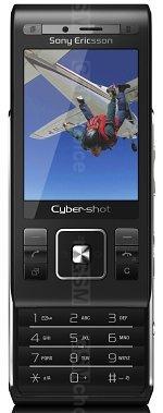 Galeria zdjęć telefonu Sony Ericsson C905