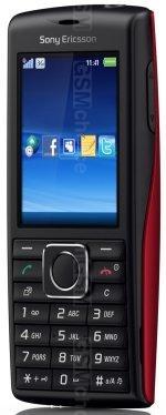 Galeria zdjęć telefonu Sony Ericsson Cedar