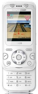 Galeria zdjęć telefonu Sony Ericsson F305
