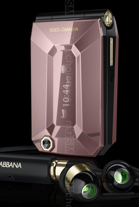 Sony Ericsson Jalou by D&G