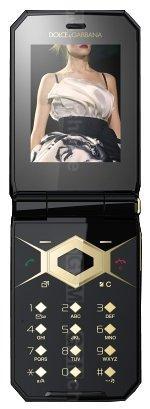 Galeria zdjęć telefonu Sony Ericsson Jalou by D&G