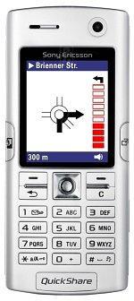 Galeria zdjęć telefonu Sony Ericsson K608i