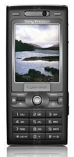 Galeria zdjęć telefonu Sony Ericsson K800i
