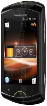 Galeria zdjęć telefonu Sony Ericsson Live with Walkman