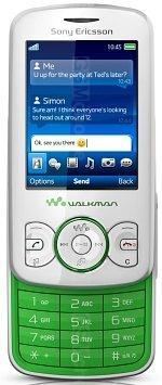 Galeria zdjęć telefonu Sony Ericsson Spiro
