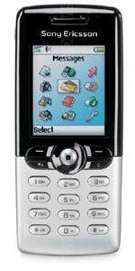 Galeria zdjęć telefonu Sony Ericsson T610