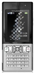 Galeria zdjęć telefonu Sony Ericsson T700