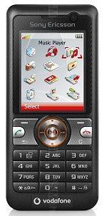 Galeria zdjęć telefonu Sony Ericsson V630i