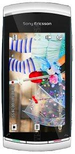 Galeria zdjęć telefonu Sony Ericsson Vivaz Pro