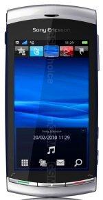 Galeria zdjęć telefonu Sony Ericsson Vivaz