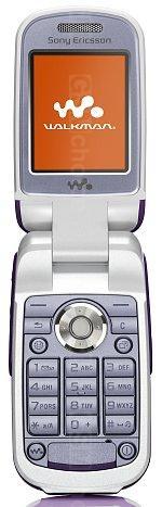 Galeria zdjęć telefonu Sony Ericsson W710i
