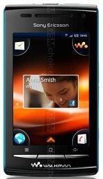 Galeria zdjęć telefonu Sony Ericsson W8 Walkman