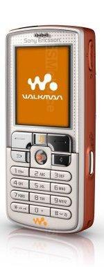 Galeria zdjęć telefonu Sony Ericsson W800i