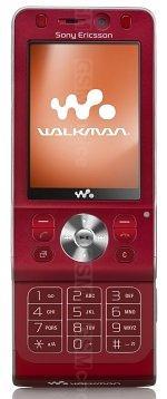 Galeria zdjęć telefonu Sony Ericsson W910i