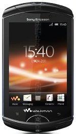 Galeria zdjęć telefonu Sony Ericsson WT18i