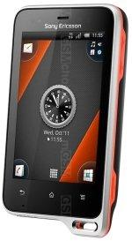 Galeria zdjęć telefonu Sony Ericsson Xperia Active