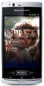 Galeria zdjęć telefonu Sony Ericsson Xperia Arc S