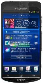 Galeria zdjęć telefonu Sony Ericsson Xperia Duo