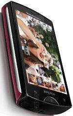 Galeria zdjęć telefonu Sony Ericsson Xperia mini